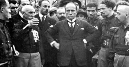28 ottobre, la Marcia su Roma: fascisti, fame, povertà, malattie...non sono più quelli di una volta