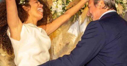 Afef Jnifen si è sposata: matrimonio con il manager Alessandro Del Bono in Costa Azzurra