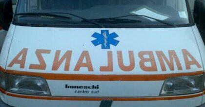 ambulanza, foto ansa