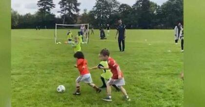 A cinque anni l'Arsenal ha messo sotto contratto un baby fenomeno: va ancora all'asilo