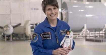 Barbie Samantha Cristoforetti: in vendita la bambola ispirata alla astronauta italiana