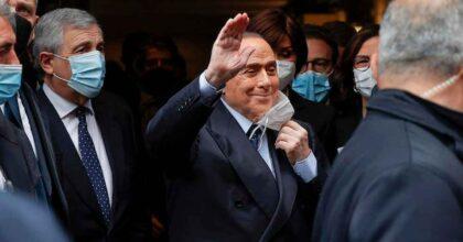 """Berlusconi: """"Mario Draghi al Quirinale? Meglio premier"""". E sulla Gelmini: """"Dice cose fuori dalla realtà"""""""