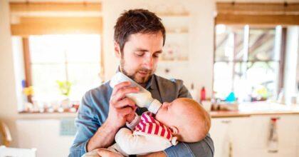 congedo paternità tre mesi