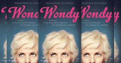 Il Premio Wondy dedicato a Francesca Del Rosso a Viola Ardone con il romanzo Il treno dei bambini