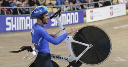 Bici d'oro della Nazionale di Ciclismo su pista, rubate le biciclette dei Mondiali Assalto in piena notte