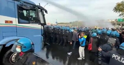 """Green Pass, attesi black bloc a Trieste da venerdì: """"Vogliono guerriglia urbana con la polizia"""""""
