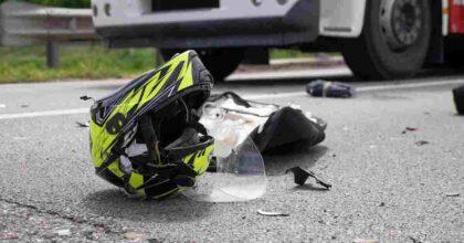 Porcia, incidente mortale sulla SS13 Pontebbana: morto sul colpo motociclista di 41 anni