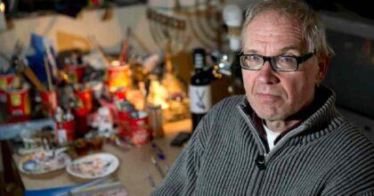 Lars Vilks, sotto protezione dopo essere scampato e un attentato muore in un incidente stradale