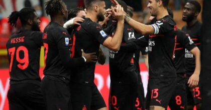 Il Milan non si ferma, è nuovo record: non aveva mai vinto 9 partite nelle prime 10