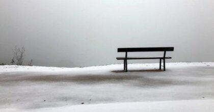 meteo anticipo inverno
