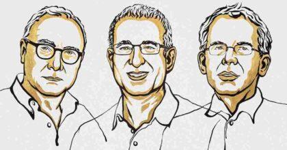 Premio Nobel per l'Economia 2021 a David Card, Joshua D. Angrist e Guido W. Imbens per i loro studi sul mercato del lavoro