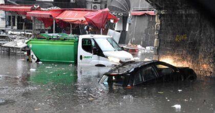 Catania si ferma 2 giorni: scuole e uffici chiusi. Tra oggi e domani torna l'uragano Medicane