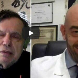 """Giorgio Parisi, quando il Premio Nobel si scontrò in tv con Bassetti (che rideva): """"Io so leggere i dati"""" VIDEO"""