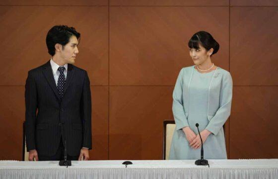 Giappone, la principessa Mako sposa il 'non nobile' Kei Komuro: cerimonia civile e sottotono
