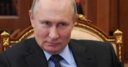 Putin Dmitry Muratov Nobel
