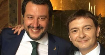 Green Pass e Muro anti migranti, ultime parole d'ordine e di lotta di Salvini: frasi vuote ma piacciono alla plebe