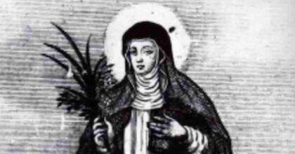 Irene del Portogallo, la santa di oggi, 20 ottobre: vergine e martire, uccisa da un pretendente geloso