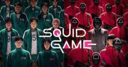 squid game foto ansa
