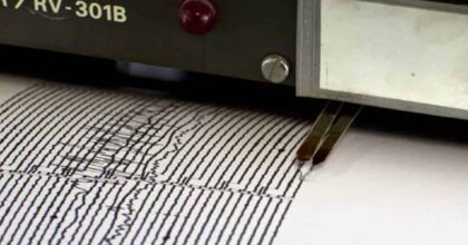 Terremoto Grecia, scossa magnitudo 6.0 al largo avvertita anche in Egitto e Turchia