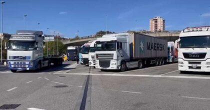 Trieste Green Pass portuali