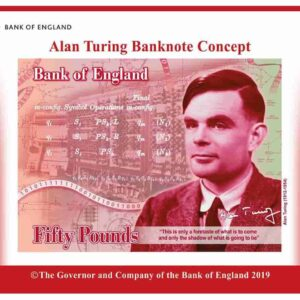 Alan Turing nipote Dermot