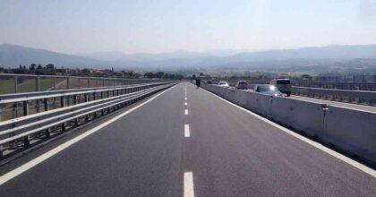 Viadotto dell'Olmo perde pezzi: chiuso e riaperto il raccordo Perugia-Bettolle per verifiche Anas