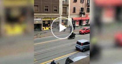 Milano, vigili aggrediti con un bastone, un agente spara colpo in aria: arrestato un 27enne